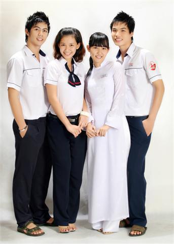 Đồng phục học sinh Cấp 3 VH0085