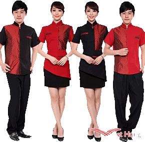 Đồng phục nhà hàng VH0090