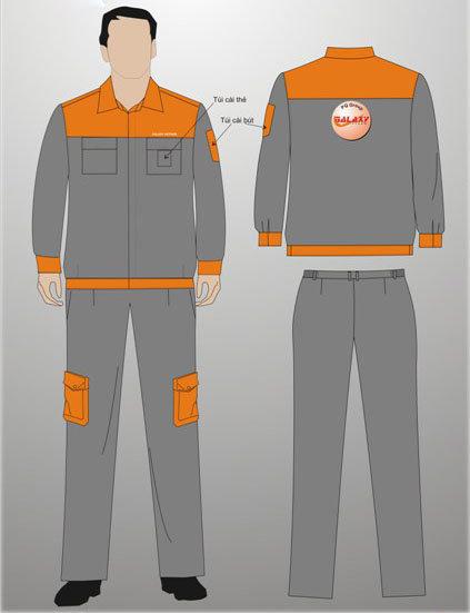 Đồng phục Bảo hộ VH0099