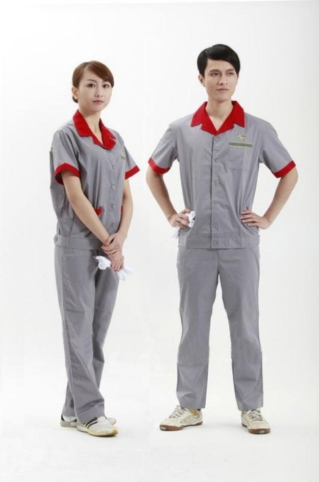 Đồng phục Công nhân VH0100