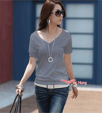Áo thun nữ thời trang VH0020