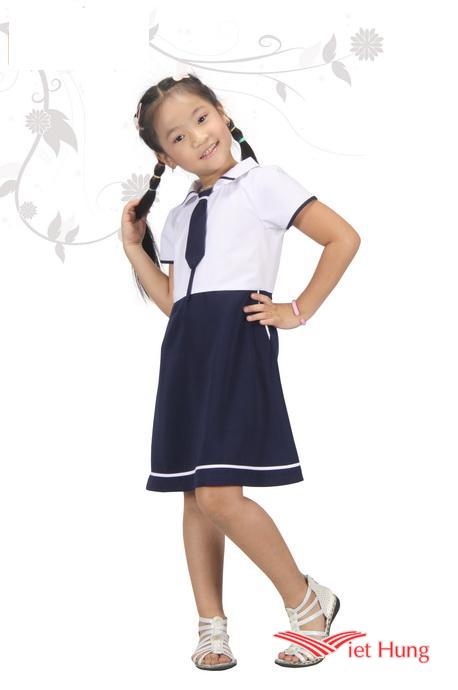 Đồng phục học sinh Tiểu học VH0079