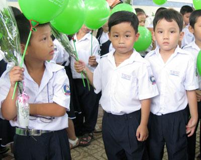 Đồng phục học sinh Tiểu học VH0081