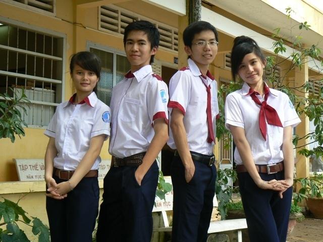 Đồng phục học sinh Cấp 2 VH0083