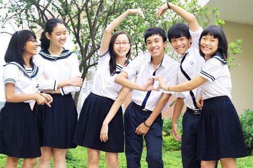 Đồng phục học sinh Cấp 2 VH0084